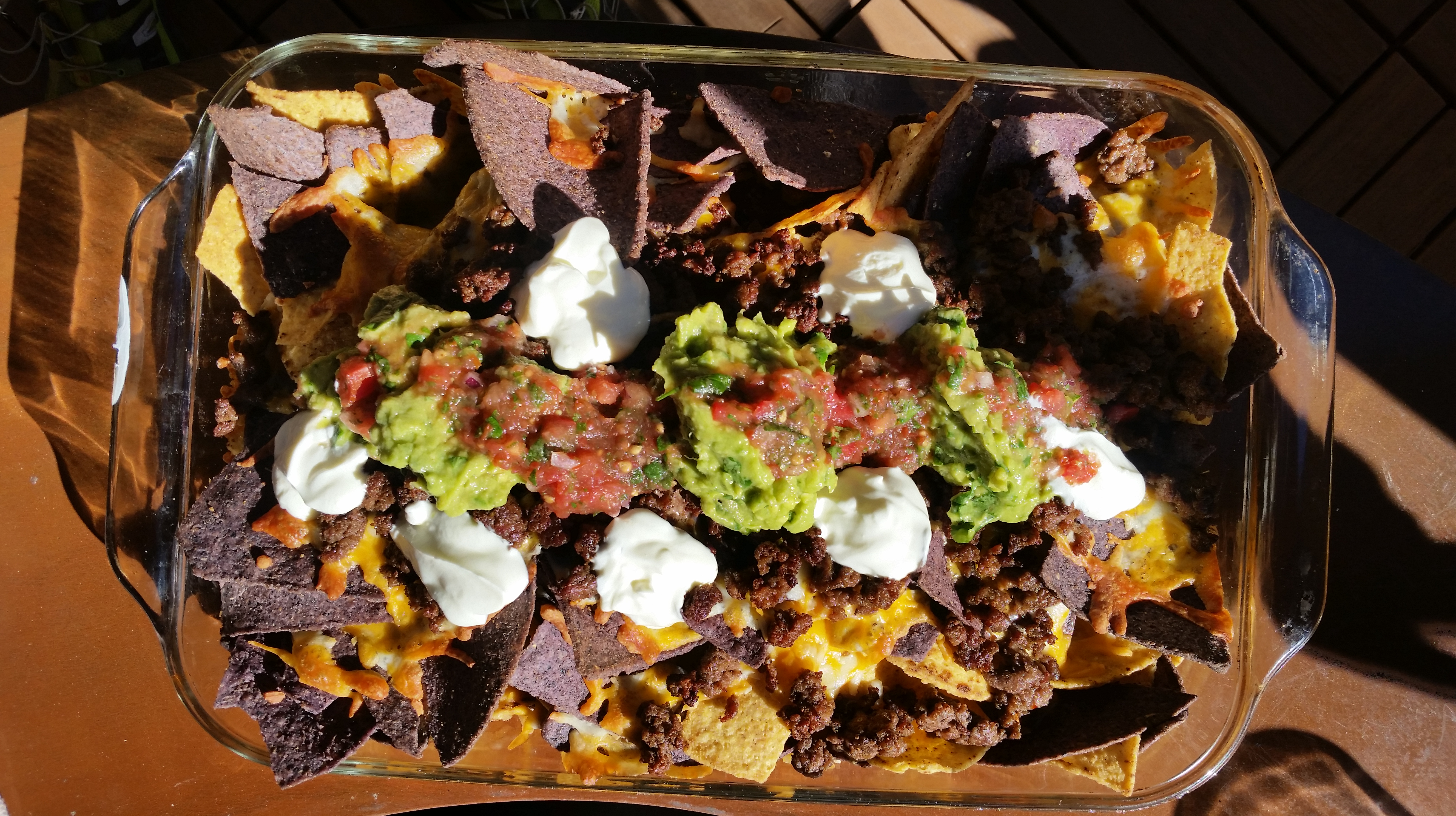 2014 11 27 11 48 41 - Thanksgiving Nachos: I Didn't Really Cook This Year