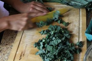 IMG 7990 300x200 - Miso Turnips and Greens